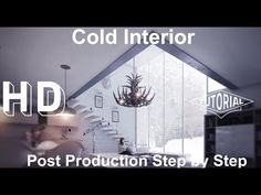 Advanced Post Production Techniques: Making of Cold Interior (Vray Workshop Award) - YouTube