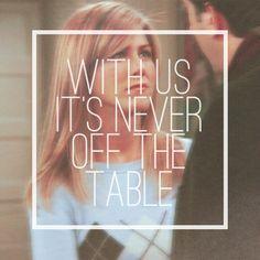 Ross & Rachel ❤