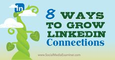 Do you want to expand your LinkedIn network?  Interested in ways to find and attract quality connections?  Growing your LinkedIn network helps establish you as an expert in your field and extends your reach and exposure.  In this article you'll discover eight ways to develop new LinkedIn connections.
