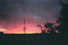 Sunrise from my Front Yard Walburg 2009