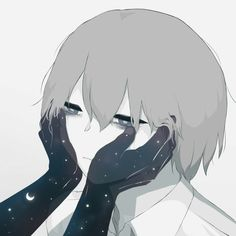 🎭 × × ♟: sad sadness illustration anime depressed depression anxiety hate dad dead death re Art And Illustration, Dark Art Illustrations, Dark Anime, Aesthetic Art, Aesthetic Anime, Dessin Old School, Vent Art, Arte Obscura, Sad Pictures