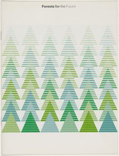 Forests for the Future. Rolf Harder 1981