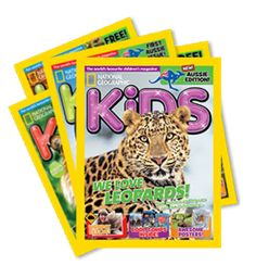 National Geographic Kids | Subscribe