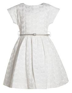Blue bay kleedje wit voor meisjes online bij Deleye.be & BeKult