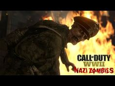 Official Call of Duty: WWII Nazi Zombies Reveal Trailer [UK]