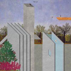 """""""vizi e virtù"""" Metafisica dell'Architettura - 001 by Carlalberto Amadori"""