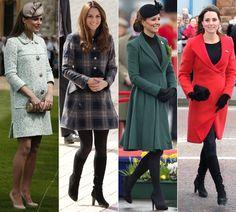 Kate Middleton - Maternity Style