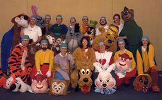 Disney Rides, Disney Fun, Disney Parks, Disney Theme, Disney Stuff, Disney Characters Costumes, Character Costumes, Nickelodeon Spongebob, Disney Cast Member