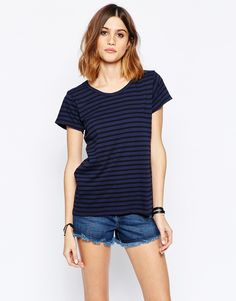 Skargorn+Striped+T-Shirt