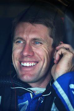 Carl Edwards - gorgeous eyes, gorgeous smile, gogeous personality.