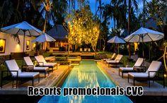 Resorts baratos CVC 2017 - Ofertas de verão #resorts #cvc #2017 #promoção #ofertas #viagens #hotéis