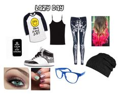 """""""Lazy Day"""" by gabriella-butcher ❤ liked on Polyvore featuring art"""