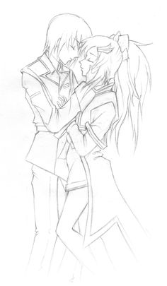 GSeed Destiny - Lacus + Kira by shanku