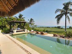 159 best les plus belles piscines images - Villa reve puerto vallarta ...