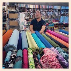 Textiles #MantaPic