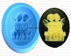 Swan Flexible Silicone Mold Silicone Mould Candy Mold by MoldHouse