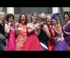 Older Ladies Are Divine! : Video Clips From The Coolest One