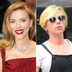 New Hair 2014: See Celebrity Hair Makeovers! - Scarlett Johansson from #InStyle