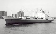MV Saxonia, Built in Norway and delivered in February to Adelaide Shipping… Merchant Navy, Merchant Marine, Oil Tanker, Super Yachts, Navy Ships, Royal Navy, Water Crafts, Armed Forces, Norway