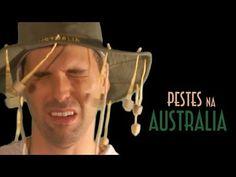 Pestes na Australia - EMVB 2013 - Emerson Martins Video Blog