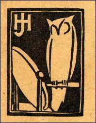 Owl (logotype des éditions Henri Jonquières)