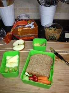Great blog on how to make school lunches for your kids from Whole Foods--though you hardly need a WF nearby to pack these healthy options.