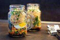 Domácí instantní nudlová polévka – Jezte sláskou