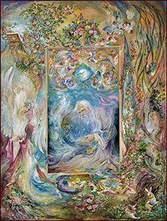 Post with 2 views. Mahmoud Farshchian, Master of Persian Miniatures Iranian Art, Fantasy Paintings, Fairytale Art, Sacred Art, Fantastic Art, Psychedelic Art, Aesthetic Art, Art Studios, Art And Architecture