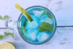 Blue Curacao Mojito-003