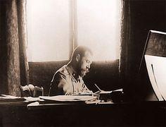 Romanovs in Motion — romanovsonelastdance:   Emperor Nicholas II at his...