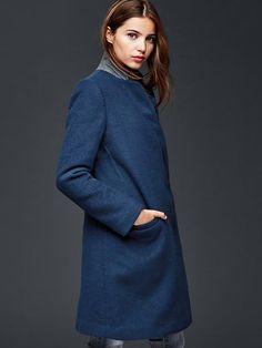 Wool coat Product Image