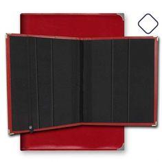 Para Guía de Actividades, revistas, Hojas de Asignación y mucho mas Modelo: Con 8 bandas elásticas y 2 compartimientos de reserva a cada lado Medidas: 21,5cm de ancho x 26cm de largo