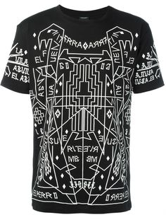 Marcelo Burlon County Of Milan geometric print T-shirt