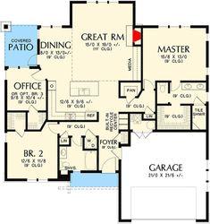 Plan #48-560 - Houseplans.com