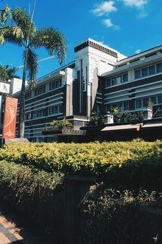 Romantisme Masa Lalu Prama Grand Preanger Hotel