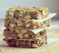 Healthy Breakfast Bars | inHorizon Magazine
