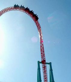 Fastest rollercoasters in the world? I think it's time to book that summer vacation! #KrazyFast