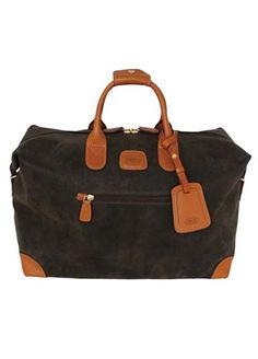 6f282ff512 Travel in Style with These Fashionable Carry-Ons. BricsTote BagWeekender  BagsJeansTravel StyleShoulder ...