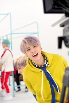 His smile tho.