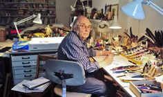 Illustrator Quentin Blake on Roald Dahl, Michael Rosen and why he ...