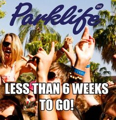 Crossing dates off the calendar - counting down the days til Parklife Counting, Dates, Highlights, To Go, Calendar, Memories, Memoirs, Souvenirs, Date