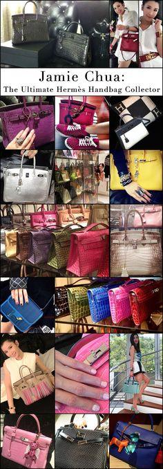 83adb1acf570 Jamie Chua  The Ultimate Hermès Handbag Collector