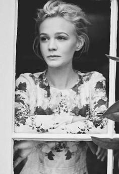 She always looks like she's contemplating something amusing, like she's always on the verge of smirking.