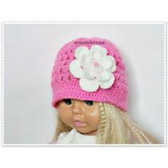 Crochet Baby and children Hat