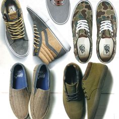 Vans Holiday Shoe Collection