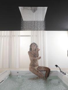 Big shower head