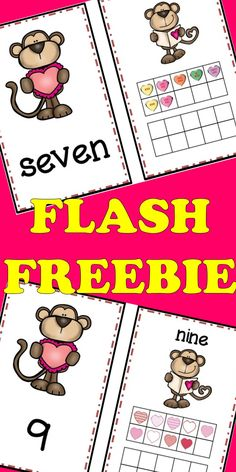 189 beautiful Valentine cards are just waiting to help your students practice reading/recognizing number words 0-20 using ten frames, numbers, and number words. There are three versions in this product to help with differentiation. These cards can be used whole group or in a center.
