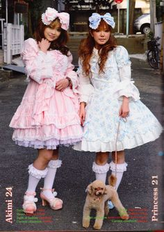 From the book Gothic & Lolita by Phaidon