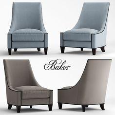 Bel Air Lounge 3D Max - 3D Model