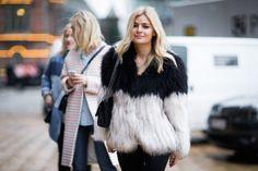 SCANDI street style from Copenhagen Fashion Week